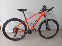 Bike Colli Duster inteira no Shimano Alívio 27V