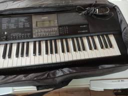 Vendo teclado Cássio Ct-x800