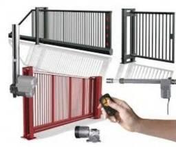 Manutenção e Instalação de Portão Automático