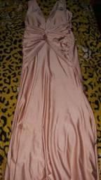 Vestido longo para formatura ou madrinha de casamento