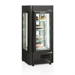 Título do anúncio: Ricardo vitrine refrigerada giratória