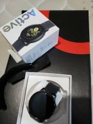 Relógio sansung smart wath zero nunca usado