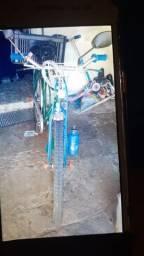 Bicicleta monarque semi nova