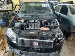 Título do anúncio: Fiat Siena 1.4 2009 Sucata (Desmanche)