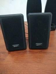 Mouse caixa de som