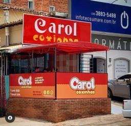 Vende-se Franquia de salgados Carol Coxinhas