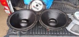 Alto falantes novik power 3000