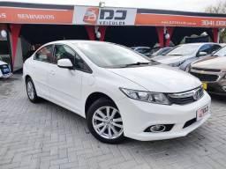 Título do anúncio: Honda Civic LXS 2014 Interior Claro