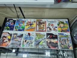 Jogos originais Nintendo wi