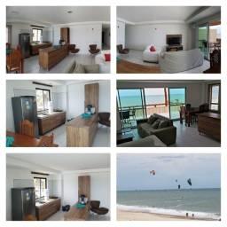 Título do anúncio: Apartamento para alugueo temporada  com pé na areia na praia do cumbuco 100 m2