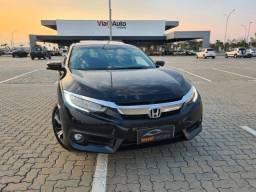 Honda - Civic Touring 1.5 TB Aut. - 2018 (C/ Teto Solar)