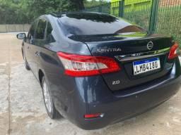 Nissan Sentra SV 2.0 automático CVT Completo GNV geraçao 5