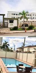 Apartamento com 2 dormitórios à venda por R$ 165.000,00 - Jardim Aeroporto - Várzea Grande