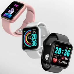 Smartwatch D20  - 50 reais