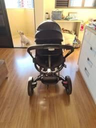 Carrinho quinny moodd e bebê conforto Maxi cosi