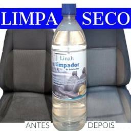 Limpa seco p sofás e bancos de carro