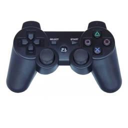 Controle Ps3 Playstation Sem Fio Wireless Dualshock Joystick Pc