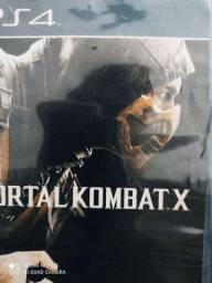 Mortal Kombat XL com coro alim comprado
