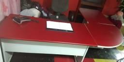 Título do anúncio: Mesa escritório em L
