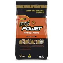 Ração Dog Power 15kg- Super premium - Jhonpet