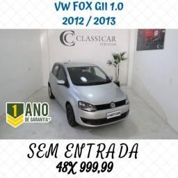 Volkswagen Fox 1.0 Tec Total Flex 5p