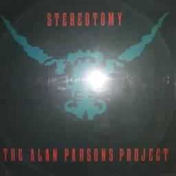Título do anúncio: LP The Alan Parsons Project  - Stereotomy  - Rock Internacional