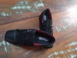 Sapato social número 35 masculino