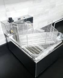 Fritadeira elétrica - promoção de estufas