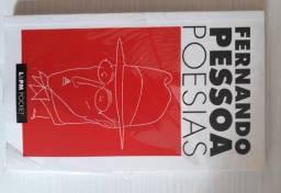 Livro Poesias Fernando Pessoa