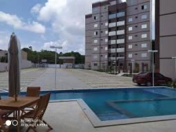 Apartamento com 2 dormitórios à venda, 77 m² por R$ 320.000,00 - Coité - Eusébio/CE