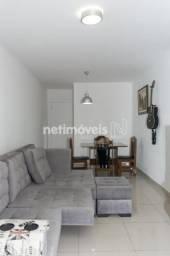 Apartamento à venda com 3 dormitórios em Caiçaras, Belo horizonte cod:523852