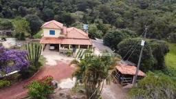 Título do anúncio: Sítio com 6 dormitórios à venda, 120000 m² - Rio Manso/MG
