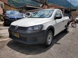 VW Saveiro 2014 1.6 Cabine Simples Completa