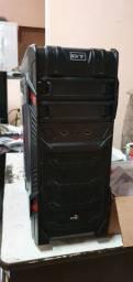 Pc Intel core i5 2320/ 4gb/ ssd 120gb/ placa gt 210 1gb