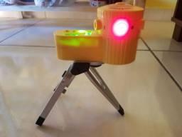 Nível a Lazer 6 Modos de Luz