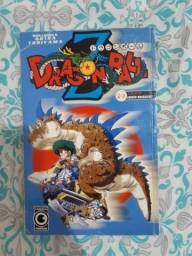 Mangá Dragon Ball Z número 3