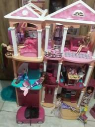 Casa da barbie dream house