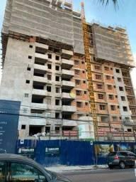 Título do anúncio: Apart 2 dorm, amplo terraço, suíte, 2 vagas à venda, 145 m² por R$ 650.459 - Passo d'Areia