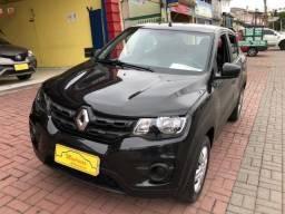 Título do anúncio: Renault/ Kwid 2020 Hatch Zen 1.0 12v Flex 5p Manual Preto