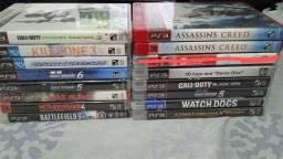 Título do anúncio: Jogos originais Playstation 3