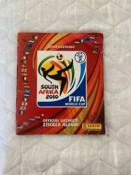 Álbum figurinhas COMPLETO Fifa copa do mundo 2010