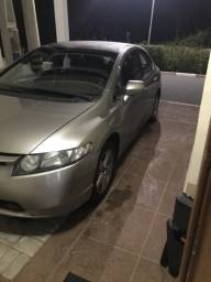 Honda civic 1.8 lxs manual 2007 gasolina troco maior ou menor valor