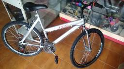 Bicicleta aro 26 feminina nova