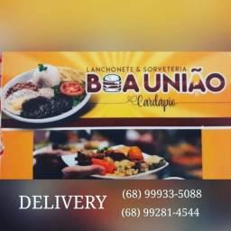 Lanchonete e restaurantes Boa Uniao