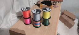 Linha multi 0.23 várias cores