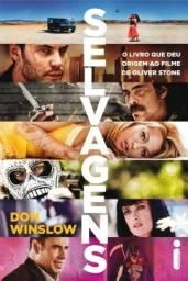 Título do anúncio: Selvagens O Livro que deu origem ao filme de Oliver Stone - Novo