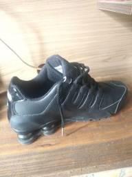 Tênis Nike shox n?39