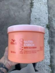 Título do anúncio: Wella Professionals Invigo Nutri-Enrich - Máscara de Nutrição 500ml