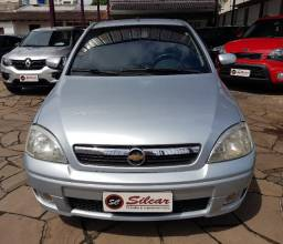 Corsa 1.4 Premium Hatch 2008! Top, completo!