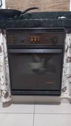 Título do anúncio: Troco ou vendo forno de embutir a gás